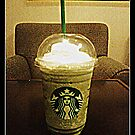 STARBUCKS GRANDE GREEN TEA FRAPPE  by slazenger