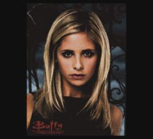 Buffy The Vampire Slayer by Marjuned