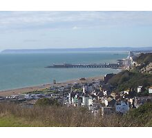 Hastings - East Sussex / England by Jacqueline Turton