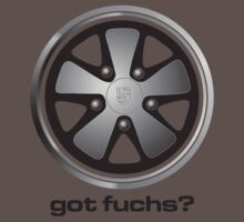 Porsche 911 Fuchs Wheel by Flyinglap