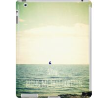 Now, bring me that horizon iPad Case/Skin
