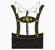 Oktoberfest Traditional Clothing by BrightDesign