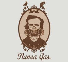 Nunca Gas. by IsonimusXXIII