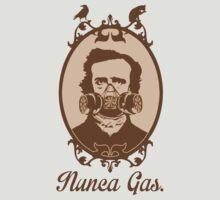 Nunca Gas. by IsonimusXXIII