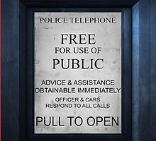 Tardis door by SoulOfEmma