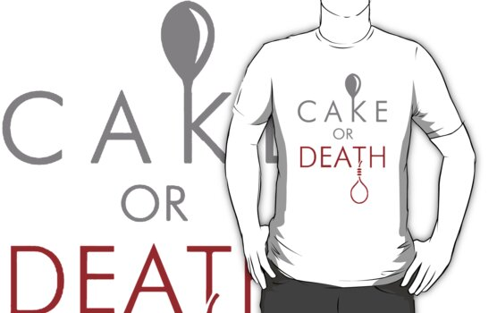 Cake or Death?! by DrEyehacker