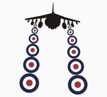 Harrier Mod by bkxxl