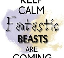 Fantastic Beasts by PatiDesigns