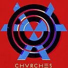 CHVRCHES by hunnydoll
