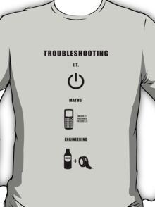 Troubleshooting T-Shirt