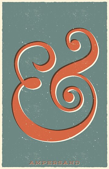 Ampersand by williamhenry