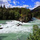 Rearguard Falls 1 by Charles Kosina