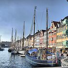 Denmark... Nyhavn (2) Copenhagen Continued by cullodenmist