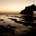 Evening Glow Pura Batu Balong by Hicksy