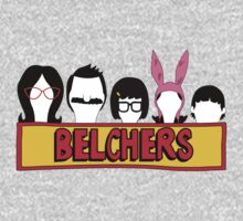 Belchers Gang (Name) by innercoma