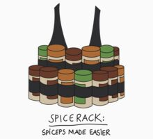 Spice Rack by innercoma