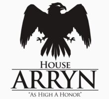 House Arryn (White) by innercoma