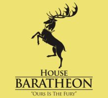 House Baratheon (White) by innercoma