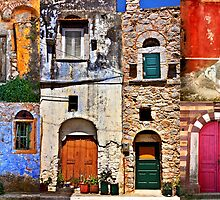 United Colors of Chios Island by Hercules Milas