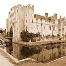 Hever Castle by mikebov
