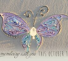 October 15th Butterfly - Girl by CarlyMarie