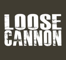 Loose Cannon by inesbot