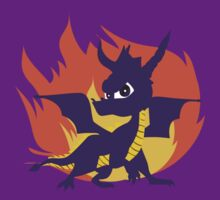 Spyro the Dragon by HummY