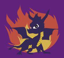 Spyro the Dragon by HummY