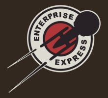 Enterprise Express. by Sebastienn Truehart