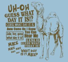 Hump Day Camel by BigMaster