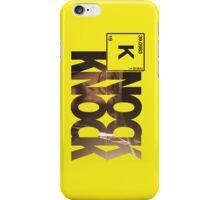 Breaking Bad - Knock Knock iPhone Case/Skin