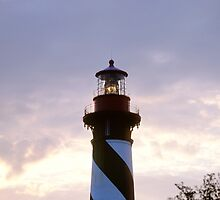 St Augustine Lighthouse, by Roger Otto