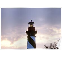 St Augustine Lighthouse, Poster