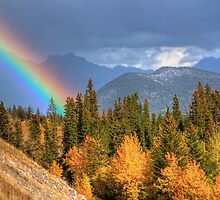 Fall for Rainbows by JamesA1