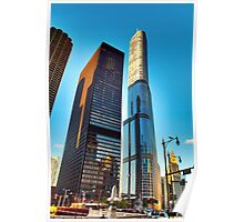 Trump Tower Chicago Poster