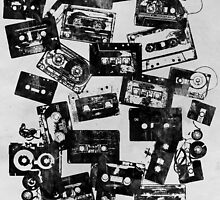 Cassettes by williamhenry