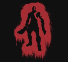 TGR - Fear Kratos T-shirt by That Game  Referencing Clothing Company