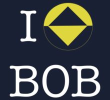 ReBoot Love - Bob by omondieu