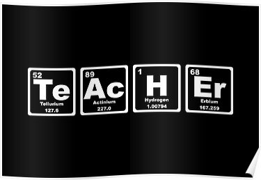 Teacher - Periodic Table by graphix
