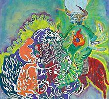 Shakti by Rowan Farrell