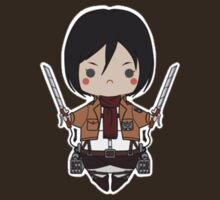 Attack on Titans - Mikasa by AttackOnTitan