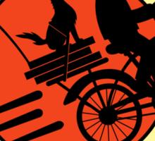 Panucci's Express Sticker