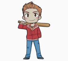 Stiles Stilinsky sticker by hellredsky