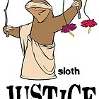 Sloth Justice by Ben Wuerker