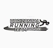 Horizontal Running Team by themarvdesigns