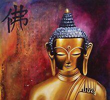 Thai Buddha by Tanagra Studios