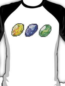 Pokemon Evolution Stones T-Shirt