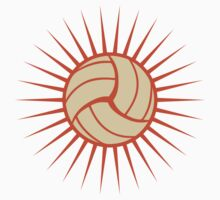 Volleyball Logo by Style-O-Mat
