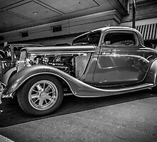 34 Ford by Richard Thelen