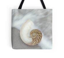 The Nautilus Shell Tote Bag